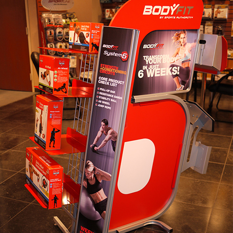 System 6: Engaging Consumers with Fitness
